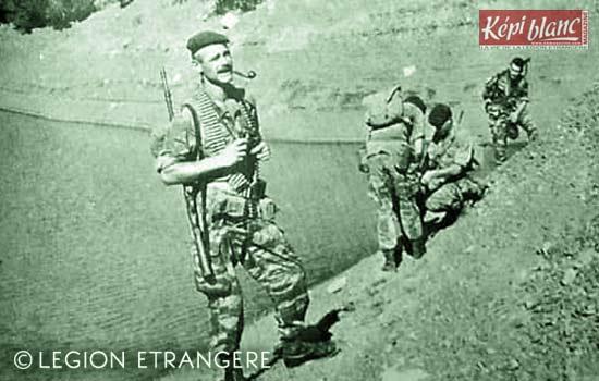 3 REI - 3REI - 3rd Foreign Infantry Regiment - 3rd REI - Mitidja 1961