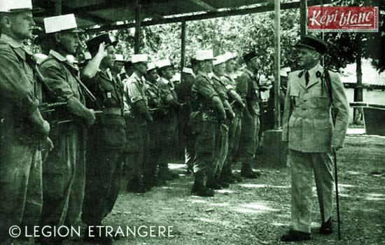 3 REI - 3REI - 3rd Foreign Infantry Regiment - 3rd REI - Souma 1962