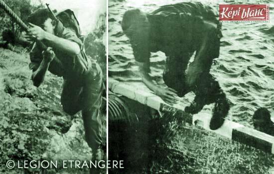 3 REI - 3REI - 3rd Foreign Infantry Regiment - 3rd REI - CID - Cap Diego 1963