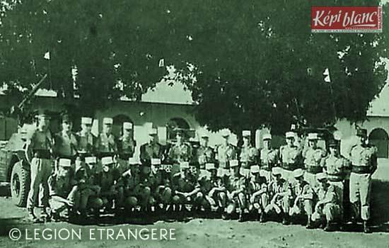 3 REI - 3REI - 3rd Foreign Infantry Regiment - 3rd REI - Sakaramy 1967 - Peloton Blinde