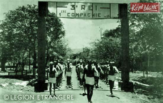 3 REI - 3REI - 3rd Foreign Infantry Regiment - 3rd REI - Tanambao 1967