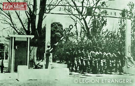 3 REI - 3REI - 3rd Foreign Infantry Regiment - 3rd REI - Sakaramy 1967