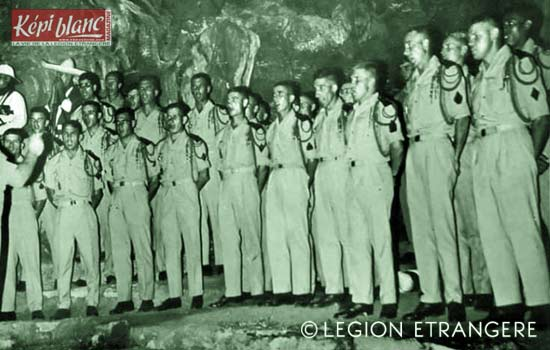 3 REI - 3REI - 3rd Foreign Infantry Regiment - 3rd REI - Madagascar - Grotte - Cave - Cap Diego