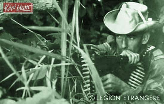 3 REI - 3REI - 3rd Foreign Infantry Regiment - 3rd REI - Madagascar -