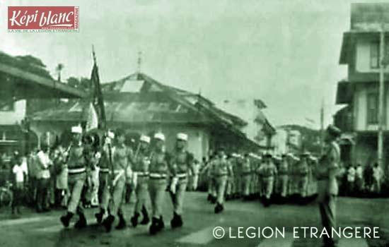 3e REI - 3 REI - 3rd Foreign Infantry Regiment - 3rd REI - Cayenne 1973