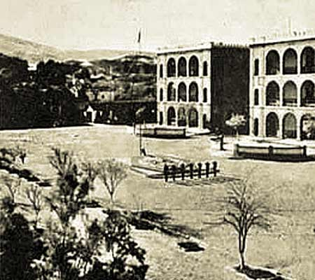 24e CPLE - 24 CPLE - 4e CSPL - 4 CSPL - Quartier Ardassenoff - 1955 - Ain Séfra