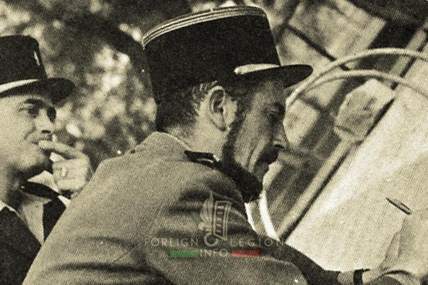 4e CSPL - 4 CSPL - Foreign Legion Etrangere - Jacques Thimel - 1956 - Algeria