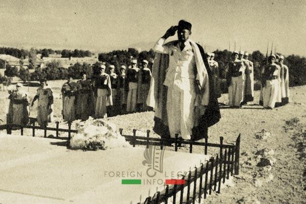4e CSPL - 4 CSPL - Foreign Legion Etrangere - Daumar - 1959 - Algeria
