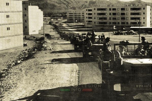 4e CSPL - 4 CSPL - Foreign Legion Etrangere - Colomb Bechar - 1961 - Algeria
