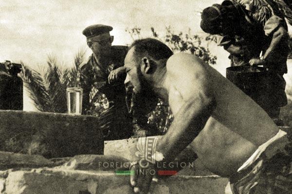 4e CSPL - 4 CSPL - Foreign Legion Etrangere - Pierre Jaluzot - 1962 - Algeria