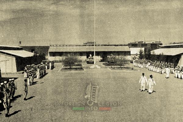 4e CSPL - 4 CSPL - Foreign Legion Etrangere - Colomb Bechar - Dissolution - 1963 - Algeria