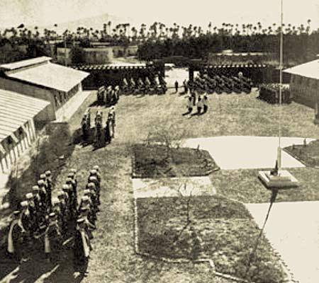 4e CSPL - 4 CSPL - Camp Lieutenant Cailleux - Algeria - Colomb Bechar