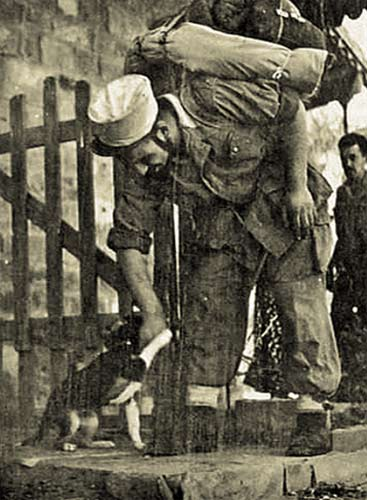 4e CSPL - 4 CSPL - 1956 - Ain Séfra - legionnaire