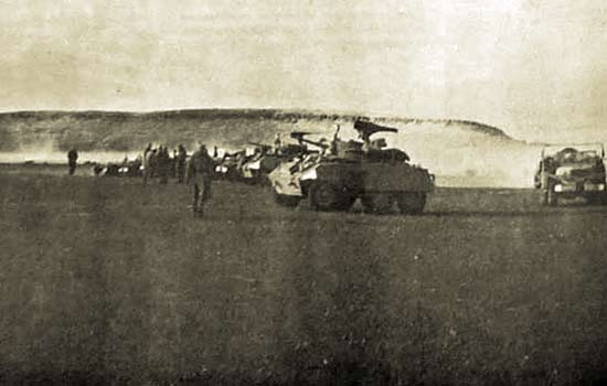 4e CSPL - 4 CSPL - Battle of Timimoun - Bataille de Timimoun - 1957