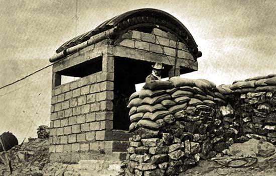 4e CSPL - 4 CSPL - Saoura - outpost - Algeria - 1961