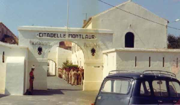 GILE in Bonifacio in the Montlaur citadel