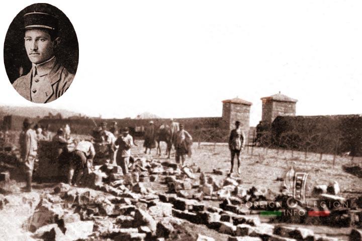 Bou Yahia - Morocco - 1922 - 4e REI - 4 REI - Lieutenant Savary de Beauregard - Foreign Legion
