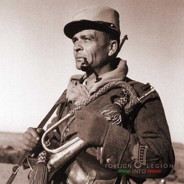 Legionnaire - 4e REI - 4 REI - Foreign Legion - Morocco - 2nd Battalion - 1938