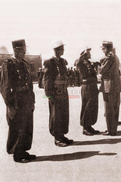 6th Motorized Company - 4e REI - 4 REI - 4th REI - 4th Foreign Infantry Regiment - Foreign Legion - Algeria - 1958