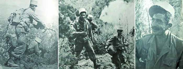 5th Foreign Infantry Regiment in the Algerian War