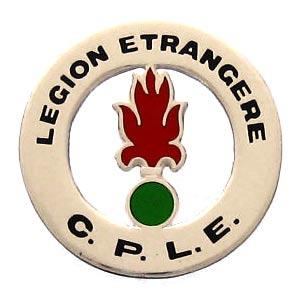 CPLE insigne - CPLE insignia - 1970