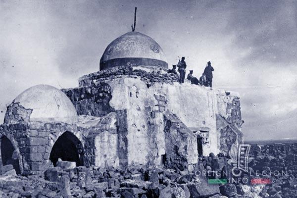 4e REI - 4 REI - Legion Etrangere - 1925 - Messifre - Syrie - Levant
