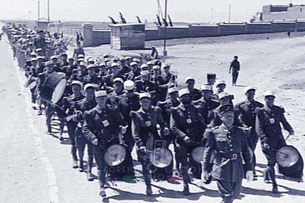 6e REI - 6 REI - Legion Etrangere - 1940 - Camerone - Homs - Syrie - Levant
