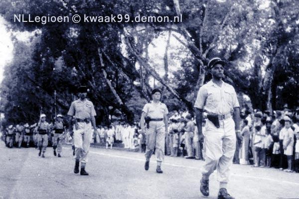 6e REI - 6 REI - Legion Etrangere - 1949 - Denis Dares - 3eme Bataillon - Hanoi - Indochine