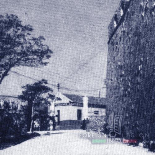 6e REI - 6 REI - Legion Etrangere - 1950 - Le Kef - Camp Amyot d'Inville
