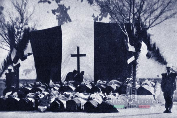 6e REI - 6 REI - Legion Etrangere - 1956 - Maroc - Tainaste