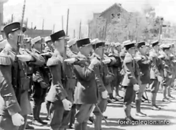 6e REI - 6 REI - Soueida - Syria - 1940