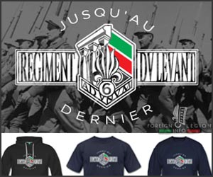 Foreign Legion Info Shop - 6 REI - Design - T-shirt - Hoodie