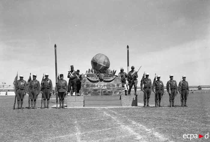 6e REI - 6 REI - Homs - Syria - Camerone - 1940