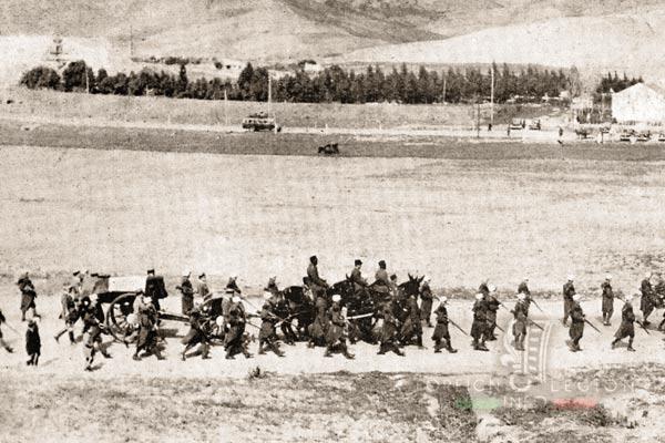 Legion Etrangere - France - Camp de la Valbonne