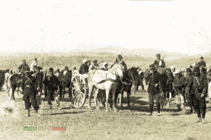 Morocco - coffins - 1911