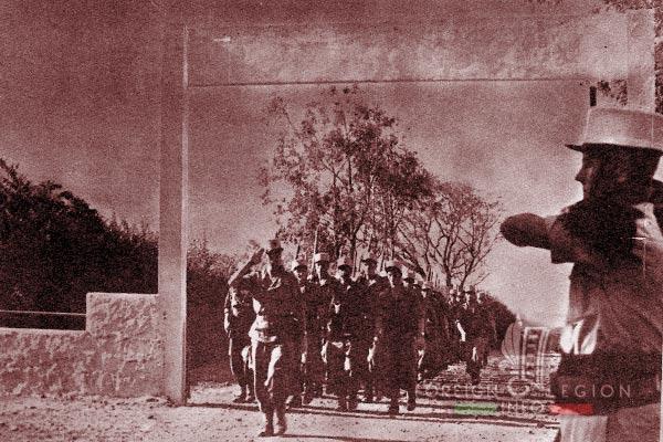 BLEM - Foreign Legion Madagascar Battalion - Foreign Legion Etrangere - 1957 - Madagascar - Joffreville - Camp d'Ambre - 2CIE - 2nd Company