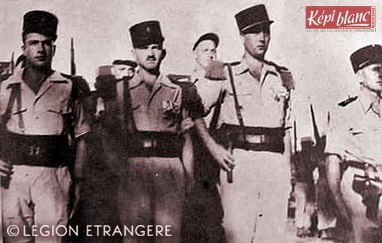 BLEM - DLEM - Legion Madagascar - 1957