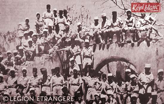 BLEM - Legion Madagascar - 1957