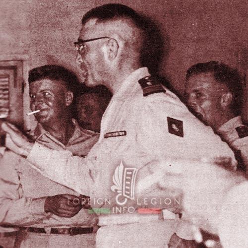 BLEM - Foreign Legion Madagascar Battalion - Foreign Legion Etrangere - 1957 - Diego Suarez - Madagascar - Philippe Jouandon