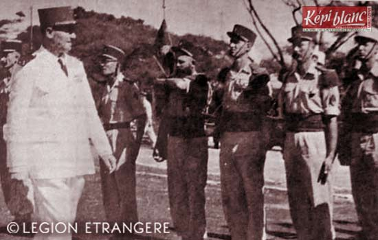 BLEM - Legion Madagascar - 1958