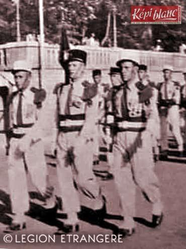 BLEM - Legion Djibouti - 1961