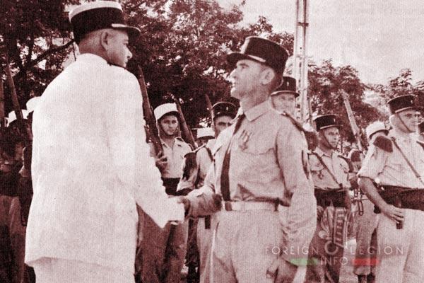 BLEM - Foreign Legion Madagascar Battalion - Foreign Legion Etrangere - 1962 - Madagascar - Louis Fournier - Sanchez-Iglésias