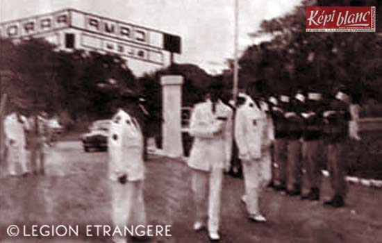 BLEM - Legion Madagascar - 1960