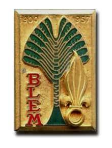 BLEM - Legion Madagascar - Insignia - insigne