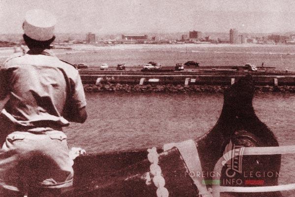 DLEM - Foreign Legion Madagascar Detachment - Foreign Legion Etrangere - 1956 - Durban - South Africa