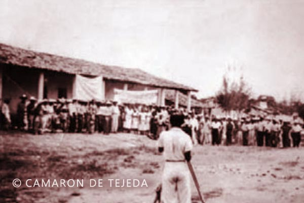 Battle of Camerone - La Trinidad Hacienda - Camaron - Mexico