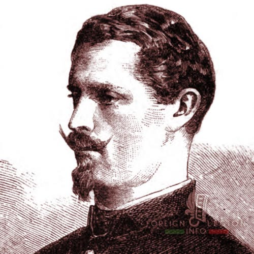 Battle of Camerone - Mexico - Second Lieutenant - Jean Vilain