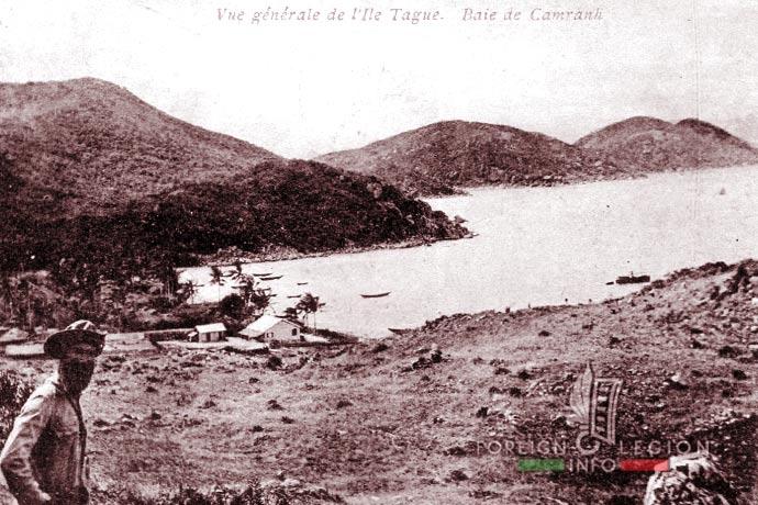 French Indochina - Cam Ranh Bay - Tagne Island - 1900s