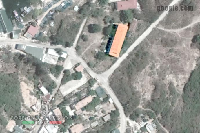 Vietnam - Cam Ranh Bay - Tagne Island - Foreign Legion - Foreign Regiments Far East Disciplinary Company - CDRE EO - camp - building - 2021