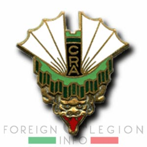 CRA - CRA3 - Airdrop Company - Insignia - Badge - Indochina